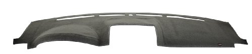 Covercraft DashMat UltiMat Dashboard Cover for Chevrolet and GMC - (Premium Carpet, Smoke) (Dashboard Covers For Gmc compare prices)