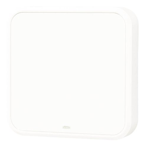 NuTone LA202WH Decorative Wired Two-Note Door Chime, White (Nutone White compare prices)