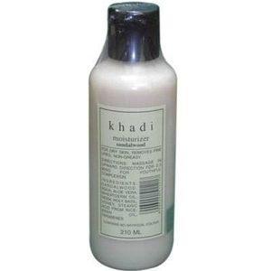 Khadi Herbal Visage & Corps Hydratant Santal & Honey rend la peau souple avec du beurre de karité Paraben 210ml gratuit / 7,10 onces liquides * navires du Royaume-Uni