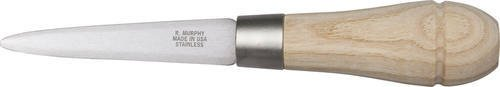 """R. Murphy Knives RMRMGUOYS Gulf Oyster Knife 8"""" Overall 3 3/4"""" Stainless Blade R"""