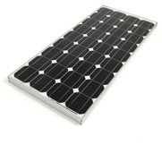 New 80 Watt Solar Panel Power System 12v with Free Regulator