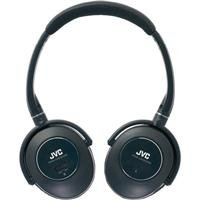 JVC HA-NC260 Noise Cancellation Stereo Headphones with 40mm Neodymium Drivers, 3.5mm Plug