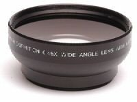 Digital 0.45X Professional Wide Angle Lens 58 MM with Macro High Definition