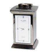 Palladium Carriage Clock
