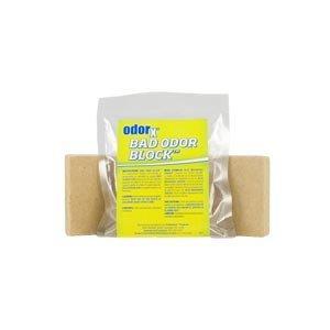 Sun-Belt - Bad Odor Blocks - Sealed Odor Counteractant *Rain Forest - 1 Block* UP295C
