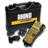 Dymo Rhino S0841400 5200 Label Printer In Hard Case