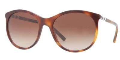 db99511189af Burberry BE4145 Sunglasses-331613 Havana (Brown Gradient Lens)-55mm Shop in  USA