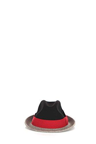 Cappello Uomo Hillmann London UF148 Nero Autunno/Inverno Nero Xl