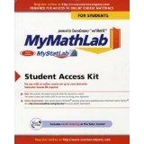 My Math Lab: Student Access Kit (032119991X) by Not Available
