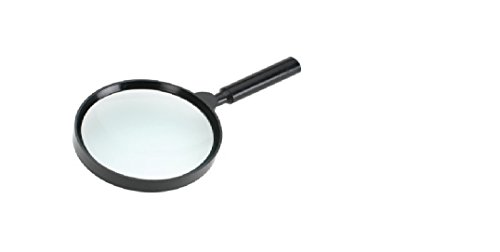 "US Toy One Jumbo 9"" Plastic Magnifying Glass"