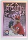 Yu Darvish Texas Rangers (Baseball Card) 2014 Topps Finest 1996 Topps Sterling Design Refractor #Ts-Yd