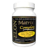 Elon Matrix Complete Biotin Supplement For Nails With Multi-Vitamin 60 Tablets