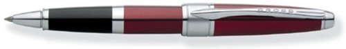Cross Apogee Titian Red Rollerball Pen Lacquered Ref AT0125-3