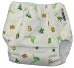 Air Flow Wrap - Nappy Cover - Wetlands - Small