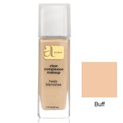 Almay Clear Complexion Liquid Makeup For Oily Skin, Buff - 1 Oz