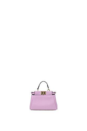 handtasche-fendi-damen-leder-lavendelfarben-und-gold-8m0355k47f0nvj-rosa-5x11x155-cm
