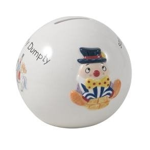 Aynsley Humpty Dumpty Money Box Ball by Aynsley