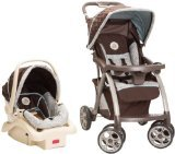 Disney Saunter Luxe Travel System, My Hunney Stripes - 1