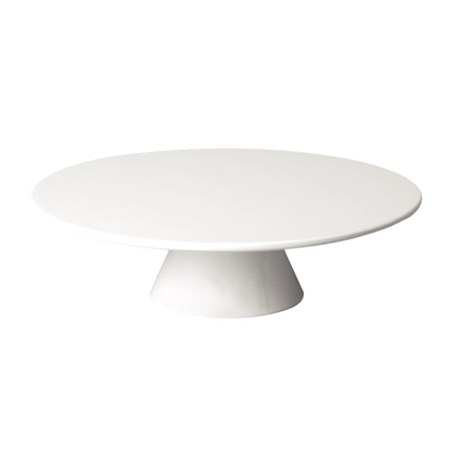 WEDDING ACRYLI CAKE BOARD ROUND WHITE PERSPEX 5MM THICK CAKE DISPLAY BASE STAND