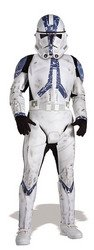 Morris Costumes Clone trooper large child