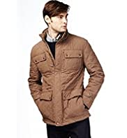 Blue Harbour 4 Pockets Quilted Jacket