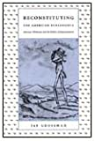 img - for Reconstituting the American Renaissance: Emerson, Whitman, and the Politics of Representation (New Americanists) book / textbook / text book