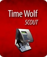 TimeWolf Scout with TCP/IP 4.0 1-50 Employees