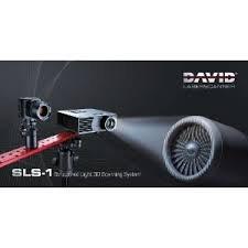 DAVID Vision Systems Structured Light (SL) Scanner
