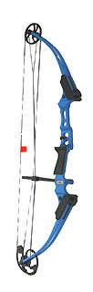 Genesis Gen Mini LH Blue Bow Only Stylish Lightweight [Misc.]