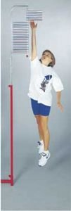 Vertec Vertical Jump Measuring Device by Gill Athletics