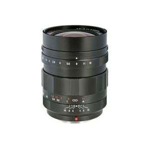 Voigtlander Nokton 17.5 mm f/0.95 Manual Focus Lens for Micro 4/3 Mount