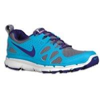 Nike Womens Flex Trail 5 M US Metallic Cool Grey/Neo Turquoise/Pure Platinum