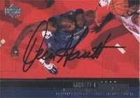 Dean Garrett Minnesota Timberwolves 1999 Upper Deck Autographed Hand Signed Trading... by Hall+of+Fame+Memorabilia