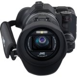 JVC GC-PX100 Full HD Everio Camcorder, 10x Optical Zoom, 200x Digital Zoom