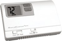 ICM 2010L 1-stage heat/1-stage Cool or Heat Pump, HEAT/COOL Thermostats (Non-programmable)