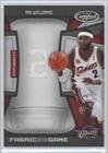 Mo Williams/99 #62/99 Cleveland Cavaliers (Basketball Card) 2009-10 Certified Fabric of the Game Jersey Number #108 Amazon.com