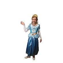 Disney Princess Cinderella Halloween Child Costume