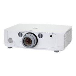 NEC NP-PA600X - LCD projector - 6000 ANSI lumens - XGA (1024 x 768) - 4:3 - LAN