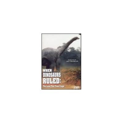 Amazon.com: When Dinosaurs Ruled - 5 Tape Set [VHS]: Jeff Goldblum