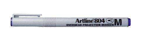 Artline Ek804 à base d'eau-Marqueur-Projection tête Violet