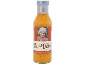 Paula Dean Collection Peach Pecan Dressing.