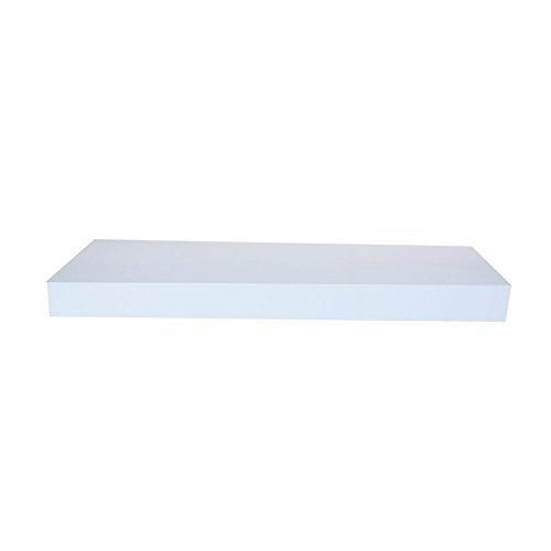 SHELVING SOLUTION Floating Shelf (White, 23