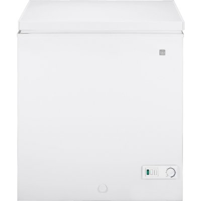 0 Ge Chest Deep Freezer 5 0 Cu Ft Best Products