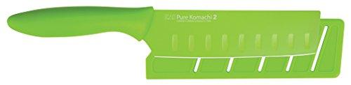Kai Usa Ab5071 Pure Komachi 2 Nakiri Knife, 5-1/2-Inch