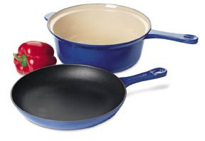 Le Creuset 2 Quart Multi 2 In 1 Pan With 8