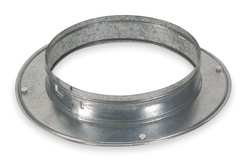 Industrial Grade 4JRN4 Collar, Snap-On, Duct Size 10 In.