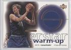 Dirk Nowitzki Dallas Mavericks (Basketball Card) 2001-02 Upper Deck Ovation Superstar... by Upper Deck Ovation
