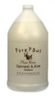Pure Paws Oatmeal & Aloe Vera Shampoo-Gallon