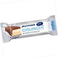Multipower Crunch Riegel 24 Riegel a 36 g Hazelnut