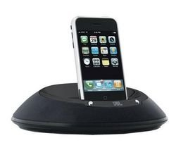JBL On Stage 3 docking station - black